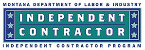 Independent Contractor Logo
